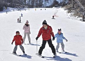 佐久スキーガーデン・パラダ